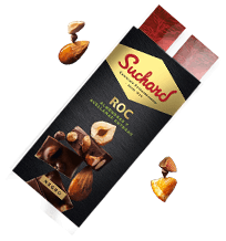 Chocolate Suchard ROC con doble barra