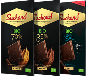 Tableta de Chocolate Suchard Bio