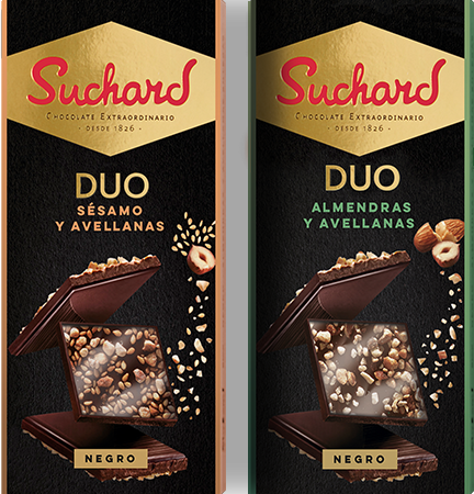 Tableta de Chocolate Suchard DUO