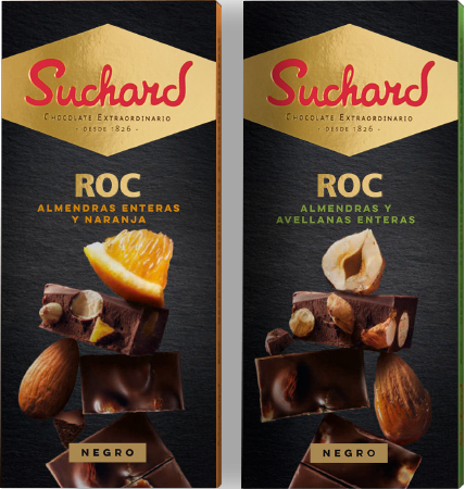 Tableta de Chocolate Suchard ROC