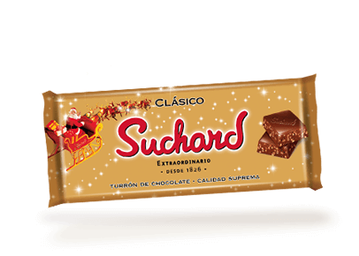 Tableta Suchard Clásico
